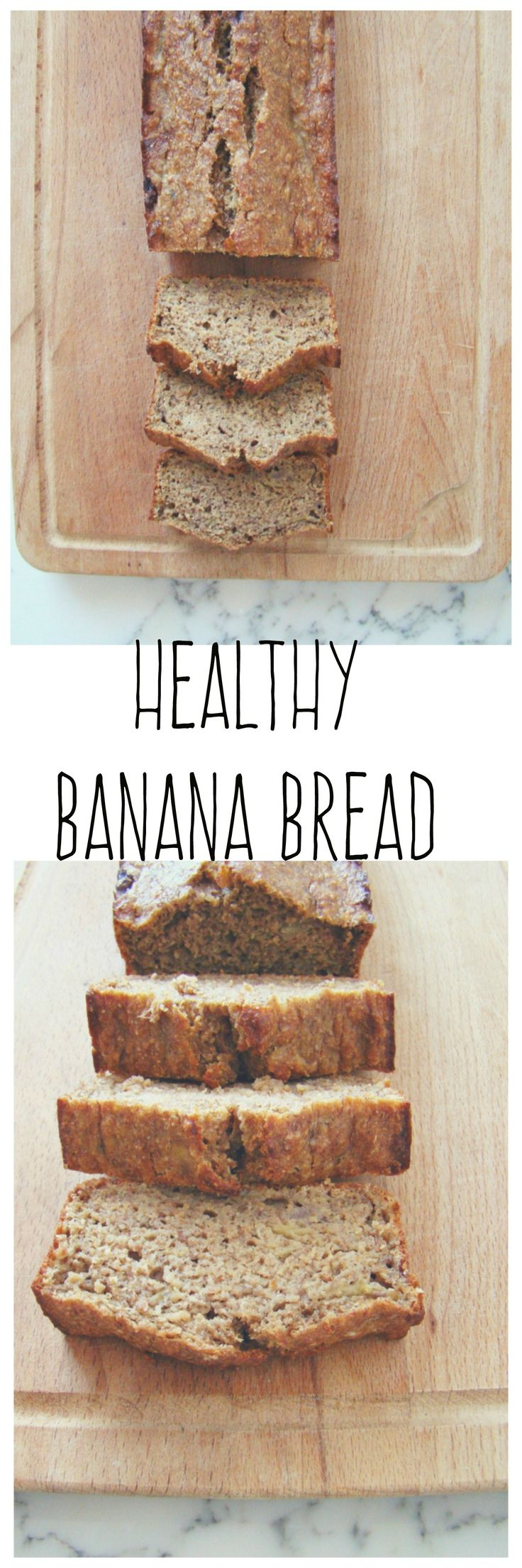 One Bowl Healthier Banana Bread.
