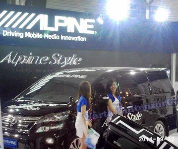 Car Audio ALPINE