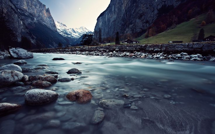 Daily Wallpaper: Lauterbrunnen, Switzerland | I Like To Waste My Time