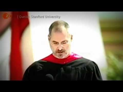 Steve Jobs berühmteste Rede in Deutsch - Motivation und Leidenschaft pur!