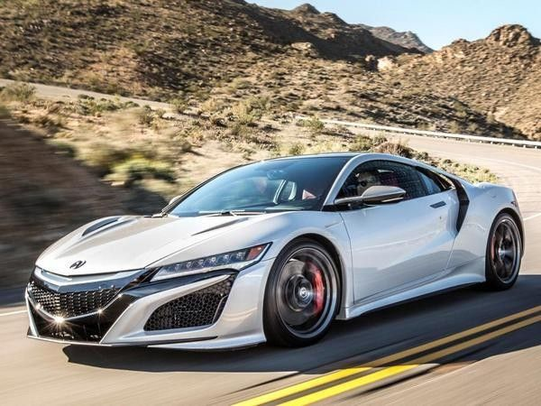 2017 Acura NSX First Review - Kelley Blue Book