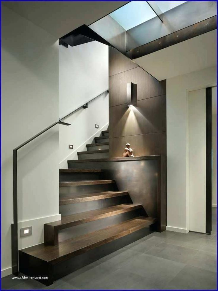 DOWNLIGHT STAIR HALL - Google Search | Staircase design ...