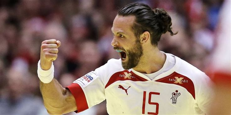 Jesper Nøddesbo. Reasons to watch handball, and be proud of being part Danish.