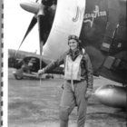 TRUSSVILLE, Alabama -- Capt. Malcolm A. Smith, a Springville native, not only died in a World War II dogfight, he also became a lasting symbol of hope to residents of the small French village near where his P-47 Thunderbolt crashed...