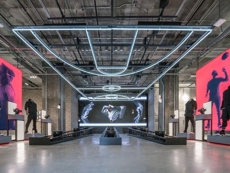 Adidas 5th ave NYC