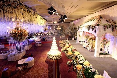 Discover Spacious Pullman Jakarta Central Park Grand Ballroom, visit us at www.pullmanjakartacentralpark.com