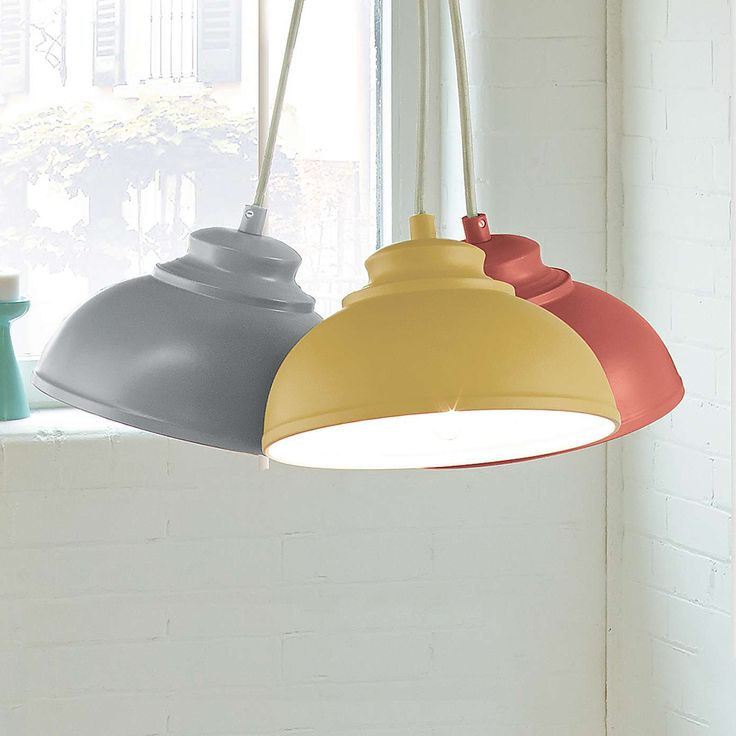Cosy Skandi 3 Galley Shade Cluster