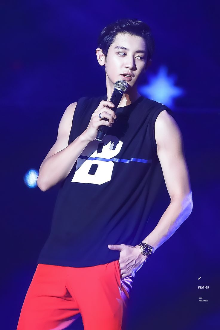 Chanyeol - 151024 ACC Shanghai