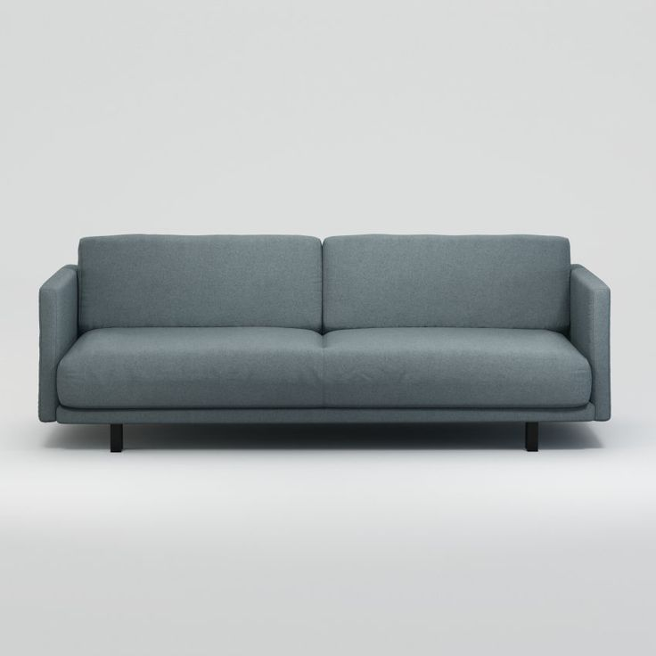 A compact and classic piece of furniture, the Float Sofa Bed was designed exclusively for The Conran Shop and offers supreme comfort as both a sofa and double bed.