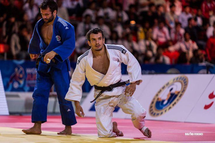 Sugoi Uriarte (ESP) - World Championships Astana (2015, KAZ) - © Roland Ferenci