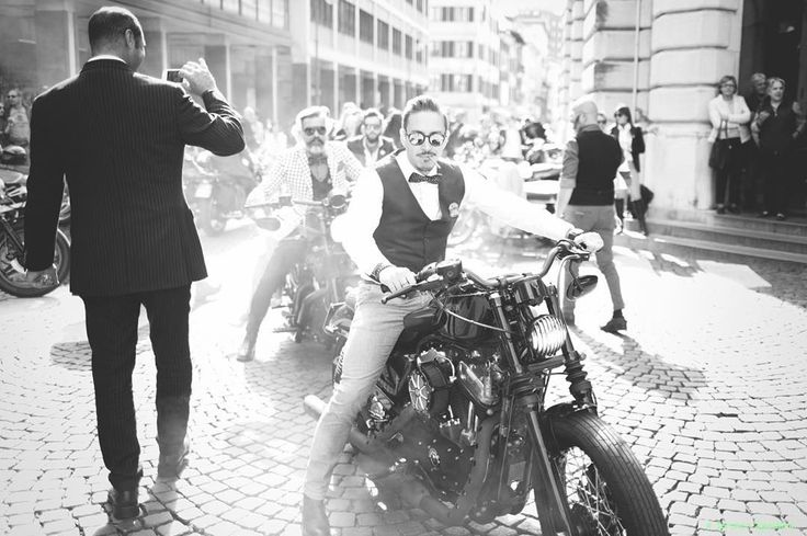 distinguished gentleman's ride UD by Lorenzo Spadaro on 500px