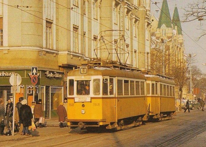 1980, Budapest, Újpest, Bajcsy-Zsilinszky (István) út http://www.ilyenisvoltbudapest.hu/