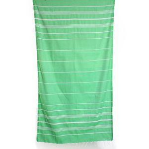 LINENS & MORE Turkish Towel Green