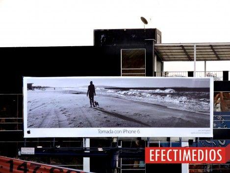 Mira las espectaculares fotos tomadas desde Iphone 6. http://goo.gl/fj5vmc fueron utilizadas en publicidad exterior para su campaña de lanzamiento. Ver video: http://goo.gl/fj5vmc