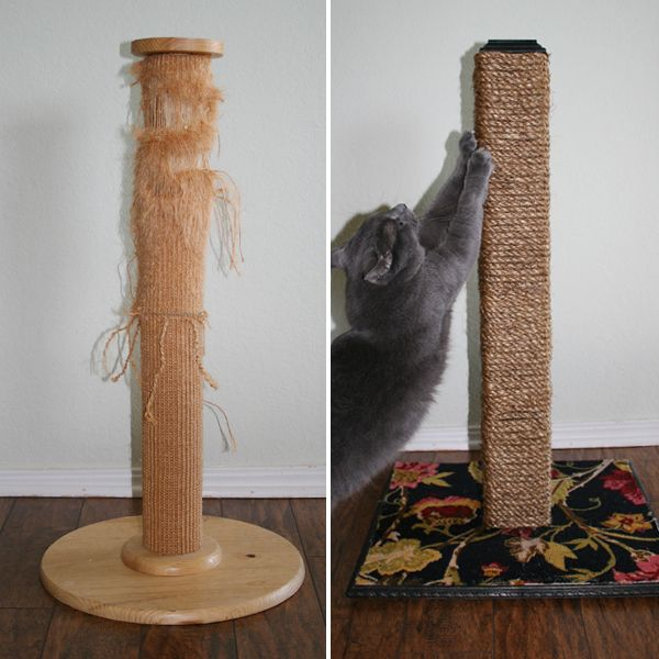 Honest Hot Scratching Board Mat Pad Cat Sisal Loop Carpet Scratcher Indoor Home Furniture Table Chair Sofa Legs Protector Pet Toy Buy One Get One Free Furniture & Scratchers