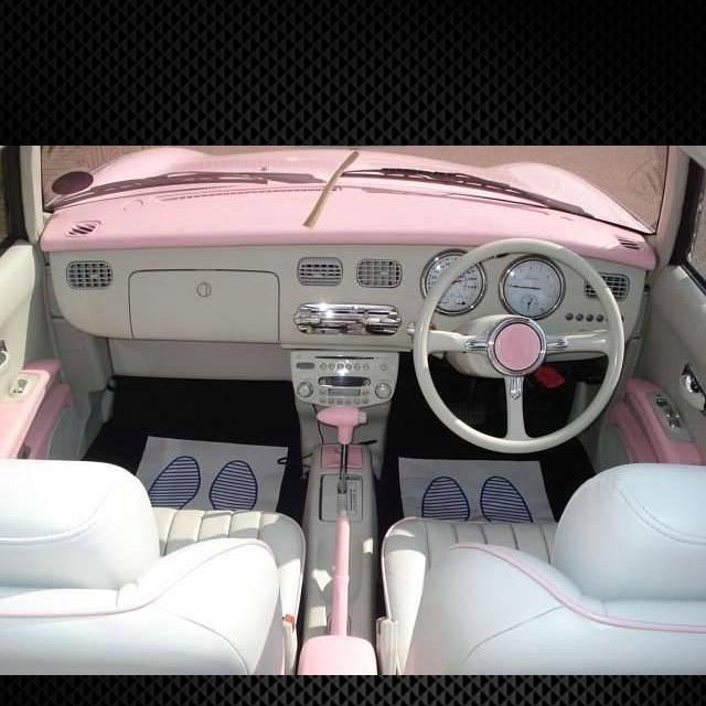 Cute Nissan figaro