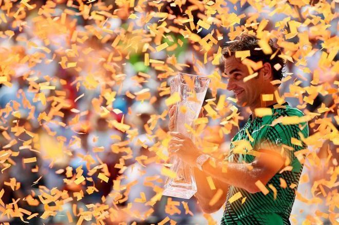 Federer revive la pesadilla de Nadal en Miami | Tenis | EL MUNDO