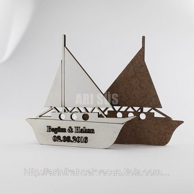 Yelkenli Ahşap Lazer Kesim (ID#1031101): satış, İstanbul'daki fiyat. Arı Nikah Şekeri Ve Süs adlı şirketin sunduğu Lazer Kesim Ahşap obje Ve Kutular