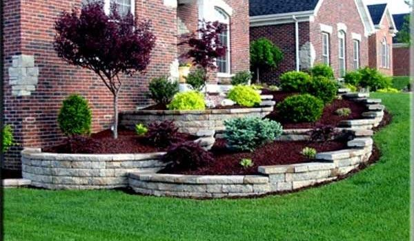 Front Yard Landscaping Design Ideas