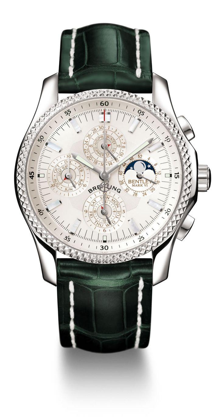 Breitling for Bentley - Limited..... | Raddest Men's Fashion Looks On The Internet: http://www.raddestlooks.org
