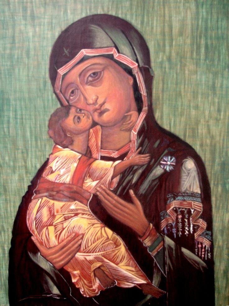 Matka Boza z Chrystusem