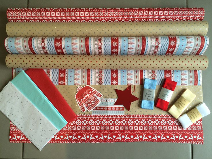 Giftwrap and accessories display.  Available from www.joscards.co.uk (Phoenix Trading).