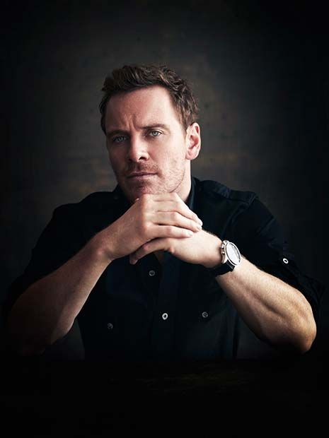 Michael Fassbender on filming Macbeth, taking on the role of Steve Jobs and why he loves to pick the darker roles