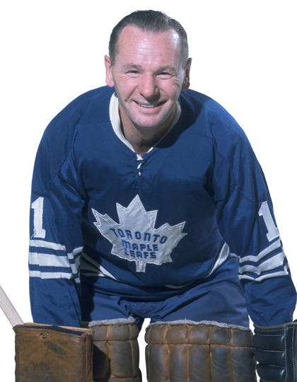 Johnny Bower will be one of the coaches for the Alumni Showdown