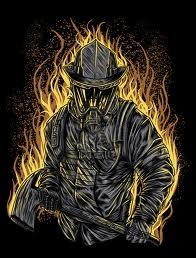 Firefighter Image @Jody Fletcher