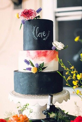 Amazing Wedding Cake Ideas To Make Day Delicious - Page 4 of 4 - Trend To Wear