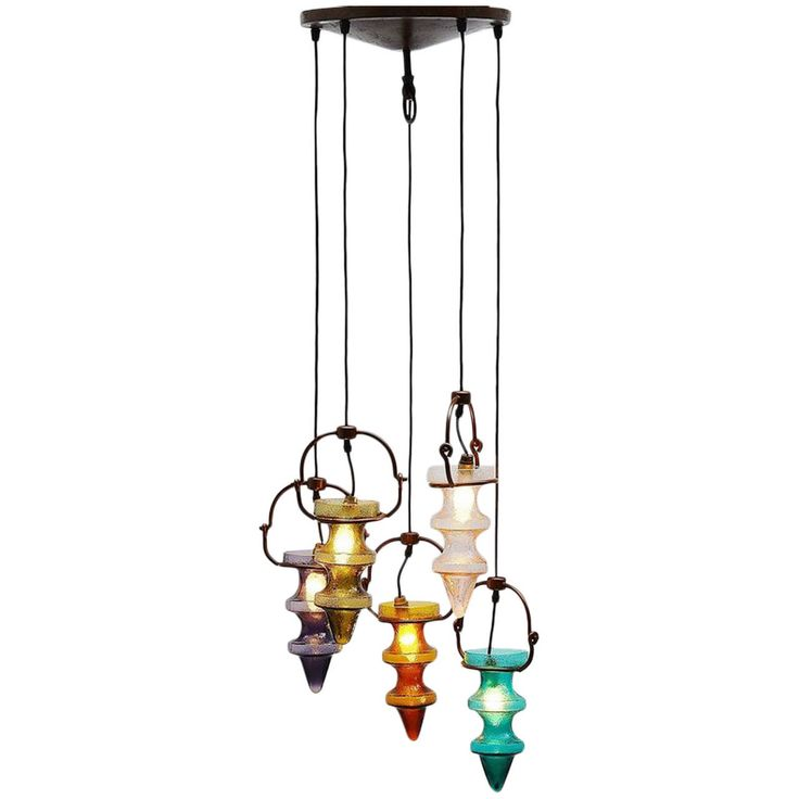 Nanny Still Raak Stalactites Chandelier, Holland, 1960 | From a unique collection of antique and modern chandeliers and pendants  at https://www.1stdibs.com/furniture/lighting/chandeliers-pendant-lights/