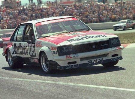 1980 Hardie Ferodo Bathurst 1000 Race Holden Commodore