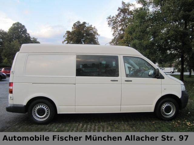 VW T5 Transporter MHD *4Motion lang*Xenon*Sortimo*, Transporter Kastenwagen in München, gebraucht kaufen bei AutoScout24 Trucks
