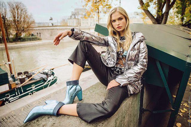 Moda urbana otoño invierno 2018. Moda mujer otoño invierno 2018 abrigos, pantalones y botas de moda 2018.