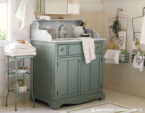 1000+ ideias sobre Armário Vintage Para Pia Do Banheiro no Pinterest  Pias d -> Armario No Banheiro