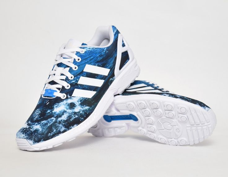 #adidas ZX Flux Waves #sneakers