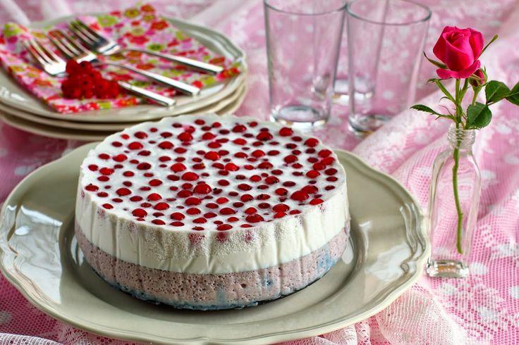 Ribizli torta sütés nélkül (paleo)