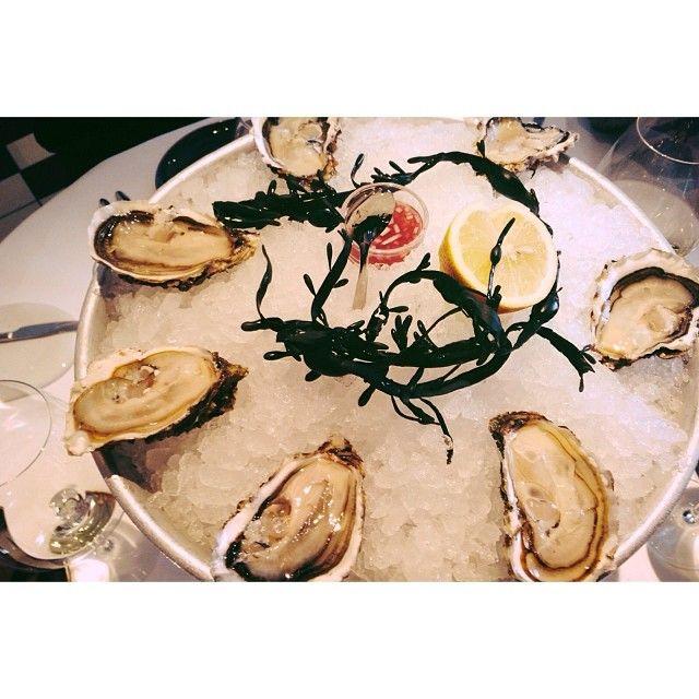 Visaandeschelde Restaurant in Amsterdam very good seafood
