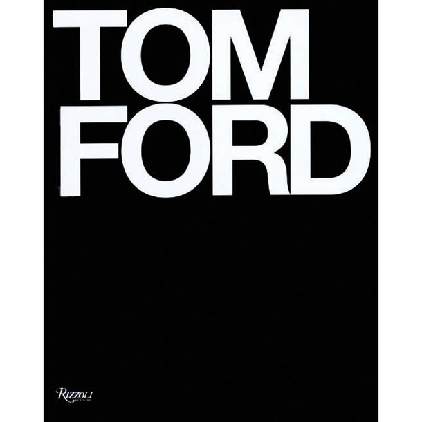 Tom Ford book on sale at Fab.