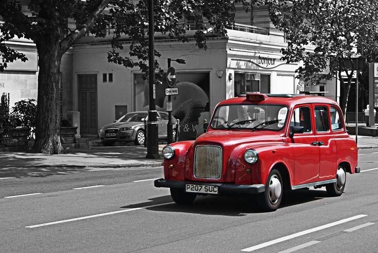 #streetpics: london red cab