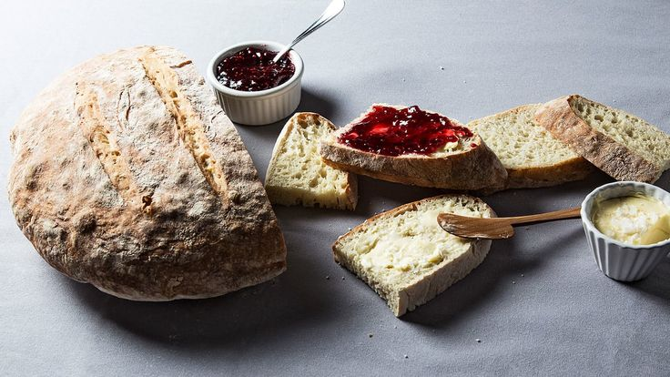 Boule and French Bread and Bread Flour and Brooklyn and Classic Boule
