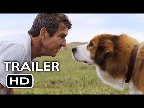 A Dog's Purpose Official Trailer #1 (2017) Josh Gad, Britt Robertson Comedy Movie HD - YouTube