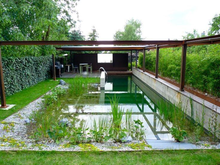 Les 17 meilleures images concernant piscine sur pinterest for Piscine naturelle