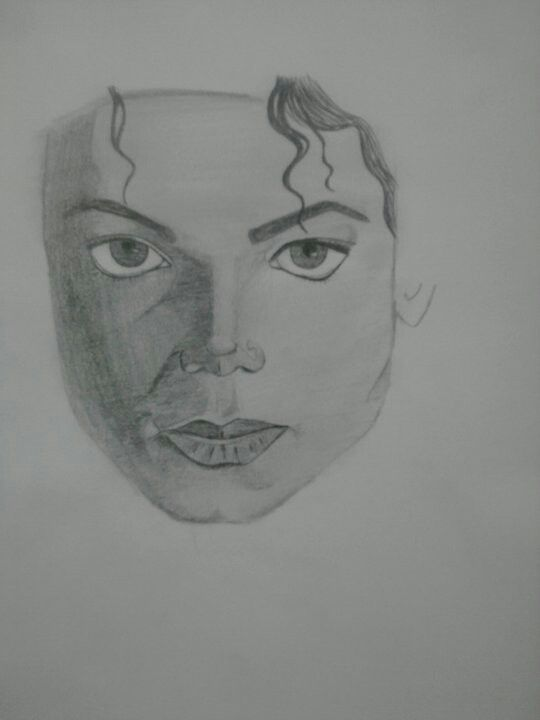 Michael Jackson #art #sketch