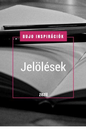 BuJo Inspirációk - Jelölések | Bullet Journal magyarul  | zezil