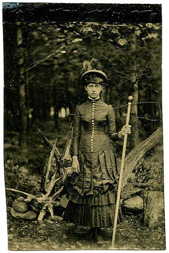 Old Mysterious Photos of Witches | The Ghost Diaries