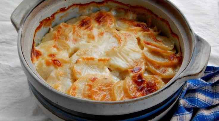 ... Scallop Potatoes on Pinterest | Potatoes, Potato Recipes and Potato