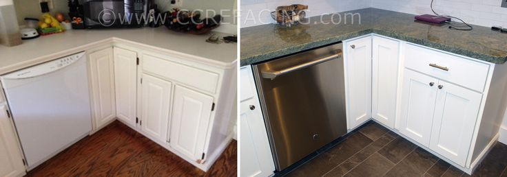 Unique thermofoil Shaker Cabinet Doors