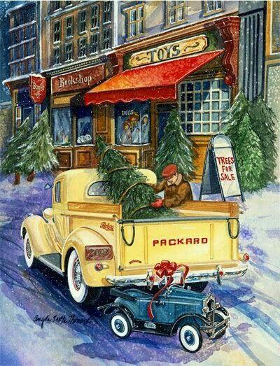 ~ Vintage Christmas  ~~~