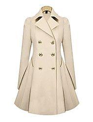 colarinho talior fino casaco plissado das mulheres
